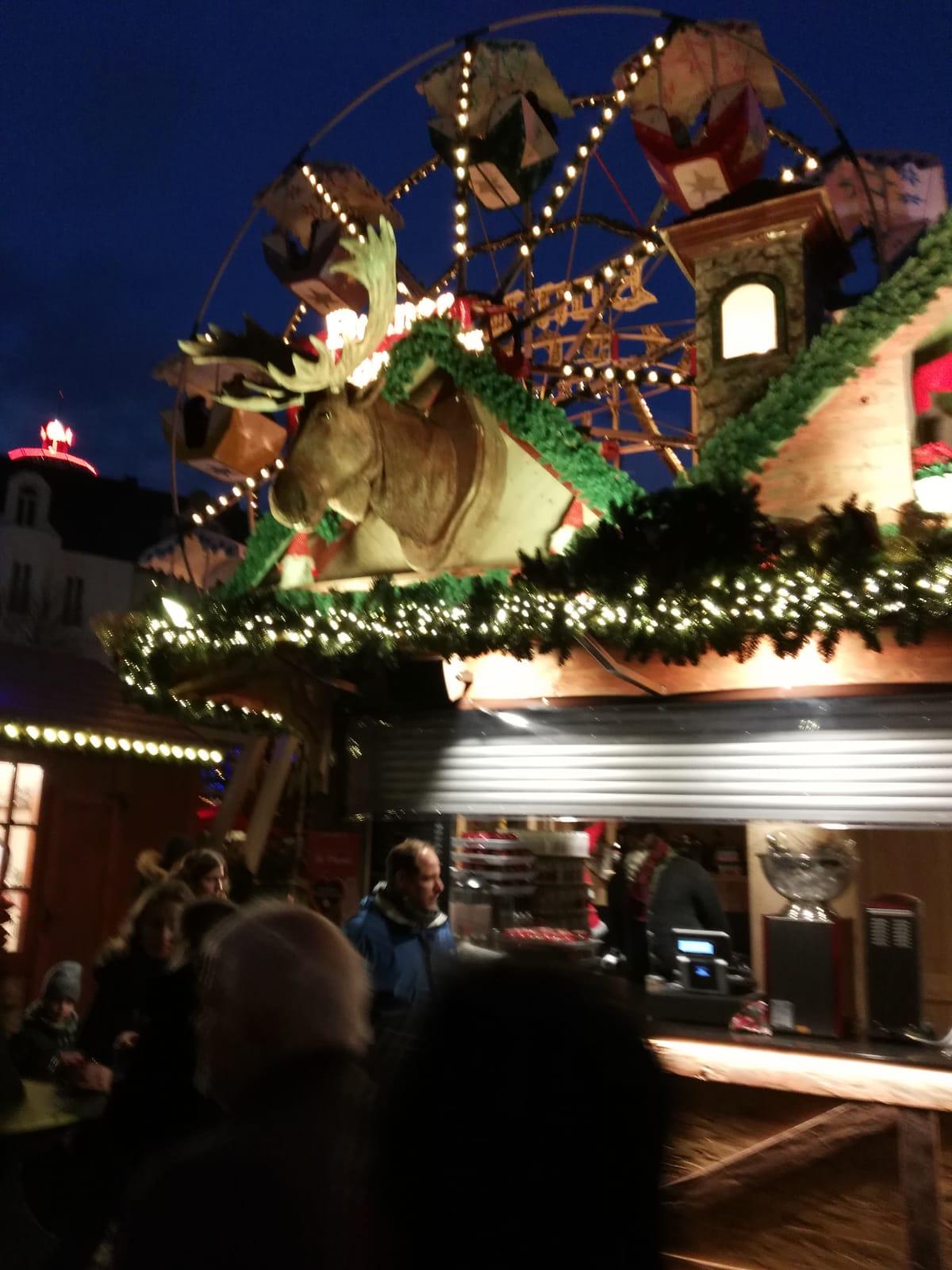 Cochem Weihnachtsmarkt.Landfrauen Kreis Cochem Zell Fahrt Zum Weihnachtsmarkt Nach Bonn